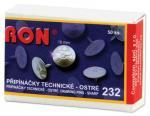 Připínáčky Conmetron  - 232 / 50 ks