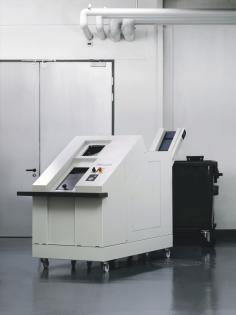 HSM Powerline 230 Skartovač harddisků