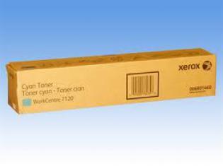 Xerox azurový toner (cyan toner), WC 71xx/72xx