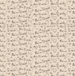 Balicí papír - vyznání