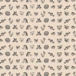 Balicí papír - zvířátka