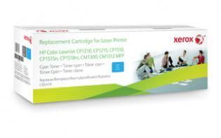 Xerox alt. azurový (cyan) toner, CB541A, 125A