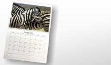Kalendář s vlastním motivem