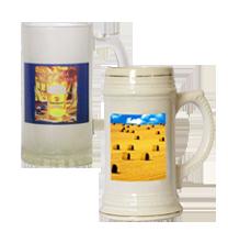Potisk půllitrů - Potisk keramického nebo skleněného půllitru