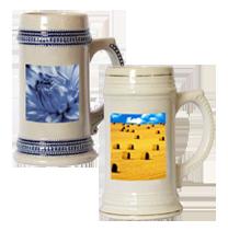Potisk půllitrů - Potisk keramických nebo skleněných půllitrů