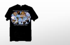 Přímý potisk triček