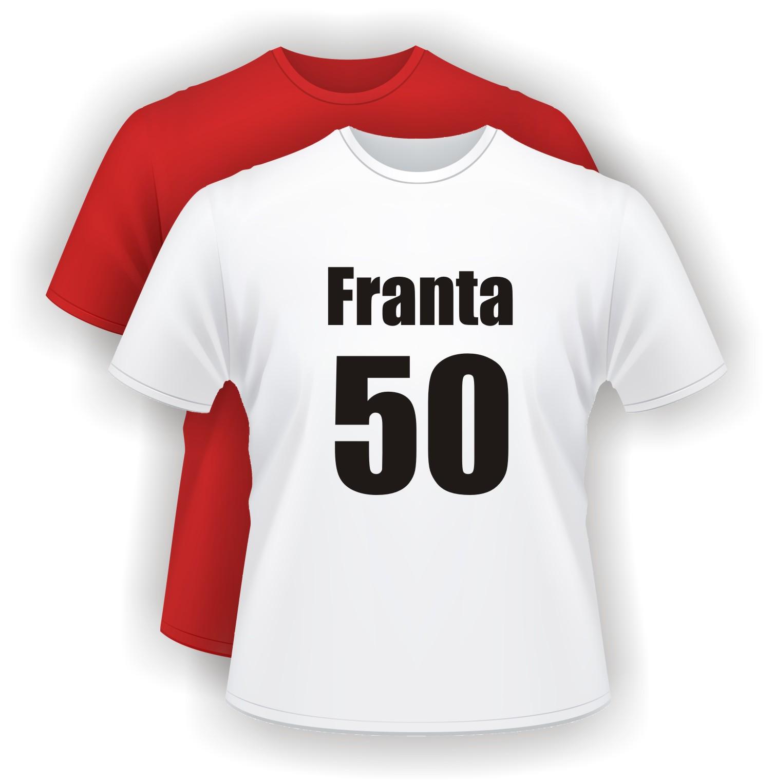 Potisk triček - Jednobarevné vyřezávané fólie. - Xcopy cb01957949